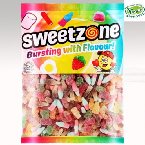 SWEETZONE **VEGAN** TANGY MIX 1KG